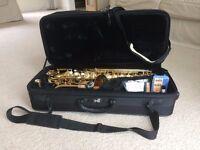 Jupiter alto saxophone very good condition