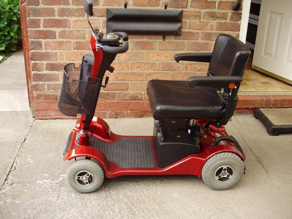 Sterling Sapphire 2 4 Wheel Scooter For Sale In Rudheath