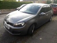 VW Golf 2009 * reduced for quick sale!!