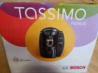 Tassimo Fidelia Bosch Coffee Machine