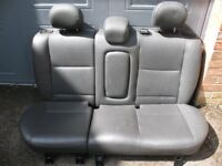 Ford Focus Mk1 Leather Seats