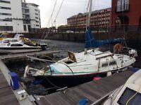 Sailing Boat Caprice 19 - £1900