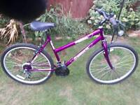 Ladies mountain bike one of many quality bicycles for sale