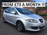 2007 SEAT ALTEA XL STYLANCE TDI ** FULL SERVICE HISTORY ** FINANCE AVAILABLE ** ALL CARDS ACCEPTED