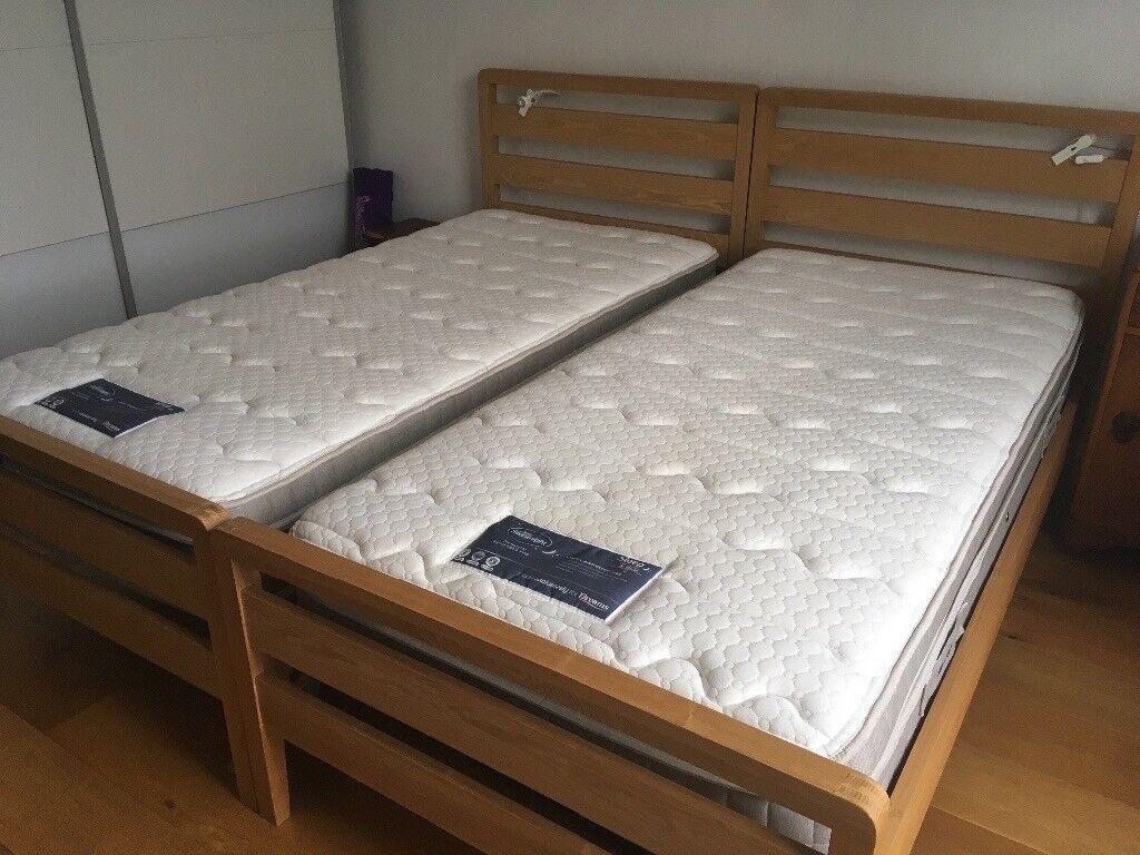 Two Dreams Single Wooden Bed Frames In Haringey London Gumtree