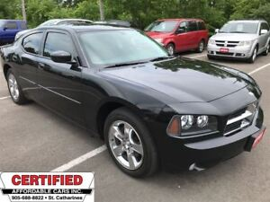 2010 Dodge Charger SXT ** HTD LEATH, SUNROOF, DUAL CLIMATE **
