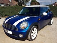 Mini Cooper - 1.6 - 2008 - Full Leather - 118bhp - Economical - High spec! - BMW - Viewings welcome!