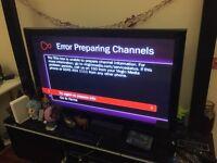 """SAMSUNG 55"""" smat led tv for sale"""
