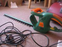 hedge trimmer (challenge BD500)