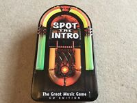 Spot The Intro CD Edition - The Great Music Game
