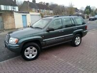 2004 Jeep Grand Cherokee 2.7 CRD Limited 4x4 5dr Auto @07445775115