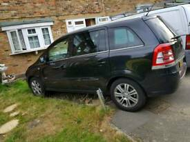 Vauxall zafira for sale!!!1.7 size