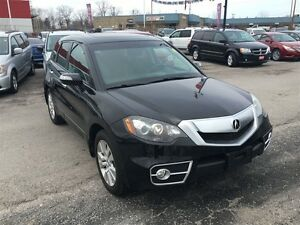 2011 Acura RDX Tech Package * NAV * LEATHER *ROOF *CAM HTD PWR S London Ontario image 2