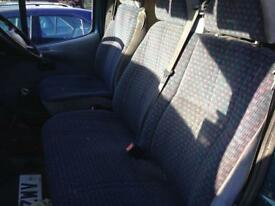 Ford transit smiley custom seats