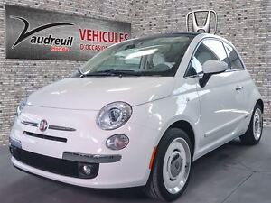 2015 Fiat 500C Lounge*EDITION SPECIAL*