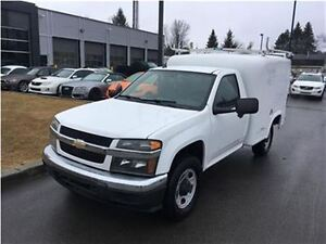 2010 Chevrolet Colorado LT, Cube, Cargo, full garantie!