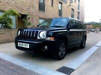 Jeep Patriot 2.4 Limited Station Wagon 4x4 5dr | Leather | Rear Sensors | Cruise Control | Warranty