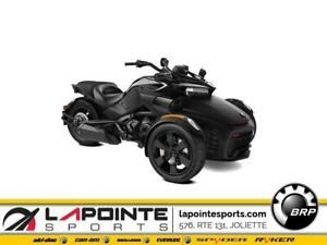 2020 Can-Am Spyder F3-S SM6