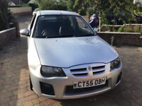 Mg zr,1.4,one lady owner,timing belt changed/new mot
