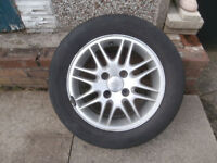 Ford Alloy Wheel - Fiesta Wheel - Focus Wheel