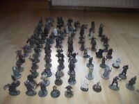 106 lead cast lord of the rings figures