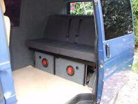 VW T4 swb Tdi Day Van