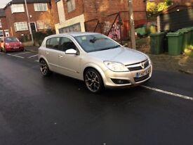 Vauxhall Astra design 1.9 cdti 150 12 months mot