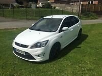 2009 59 FORD FOCUS ST / LOW MILES 39K F.S.H 12 MONTHS M.O.T