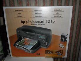 HP Photosmart 1215 Printer