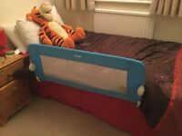 Tomy Childs Bed Guard nearly new condition