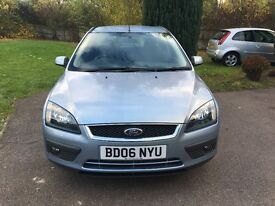 Ford Focus 1.6 TDCi DPF Zetec Climate 5dr 2006 (06 reg), Estate MOT due 11/06/2017,