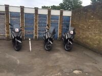 Yamaha Xmax 125 Grey - Only used for 1 month