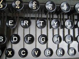 Hermes 2000 type writer - Carry Case
