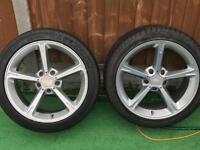 Bmw Ac schnitzer wheels