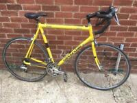 """Men's 25"""" Cannondale Racer bike bicycle. Free delivery"""