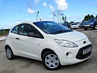 Ford Ka 1.2 Studio 3dr [Start Stop] (white) 2013