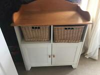 Baby change table/unit and storage - boy or girl
