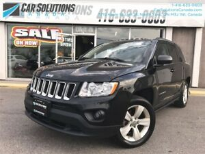 2011 Jeep Compass NORTH-SUN ROOF-AUTO