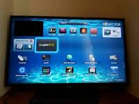 Samsung tv(FREE). Must go by Wed 18/07/2018