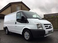 FORD TRANSIT VAN 2010 (59) SWB 85 T280S - VERY LOW MILES + VERY CLEAN + STUNNING ONLY 68,000 MILES