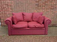 Sofa Bed - Sprung Mattress