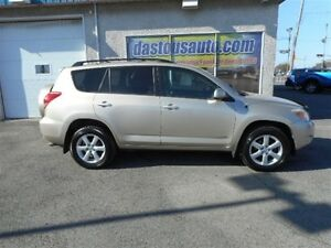 2008 Toyota RAV4 4 roues motrices V6 Limited towing pack