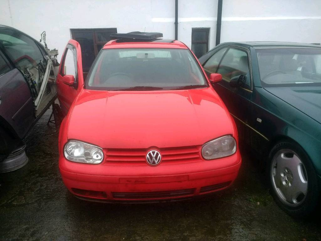 Vw mk4 golf 1.9 GTTDI parts