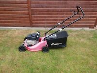 Petrol Mower 16 inch cut, Sovereign Brand