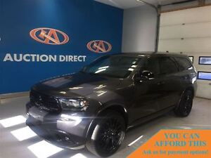 2015 Dodge Durango Limited, PADDLE SHIFTERS, HEATED SEATS, BLUET