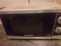 Free morphy richards microwave