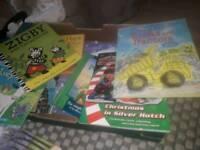box of children's books 35 .