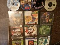 Playstation One Games X13