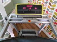 Quick start 9.0 treadmill