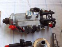 diesel injector pump & lots more all new old stock